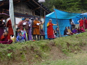 Hongtsho, Bhutan