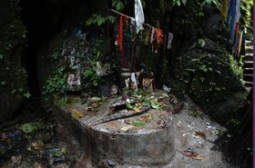 Offering place of lord shiv